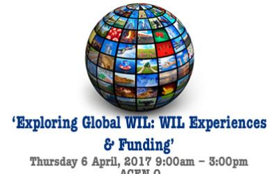 ACEN Q 'Exploring Global WIL: WIL Experiences & Funding'