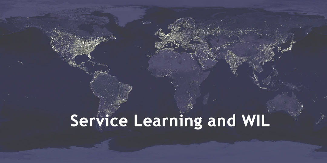 Service Learning and WIL