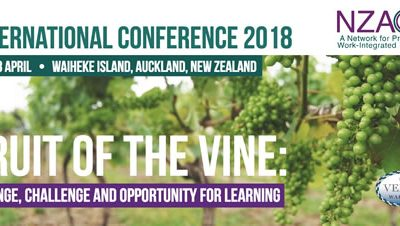 'Fruit of the Vine' NZACE Conference