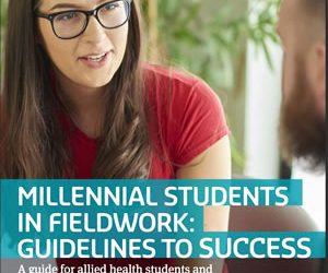 How do you maximise millennial students' learning through fieldwork?