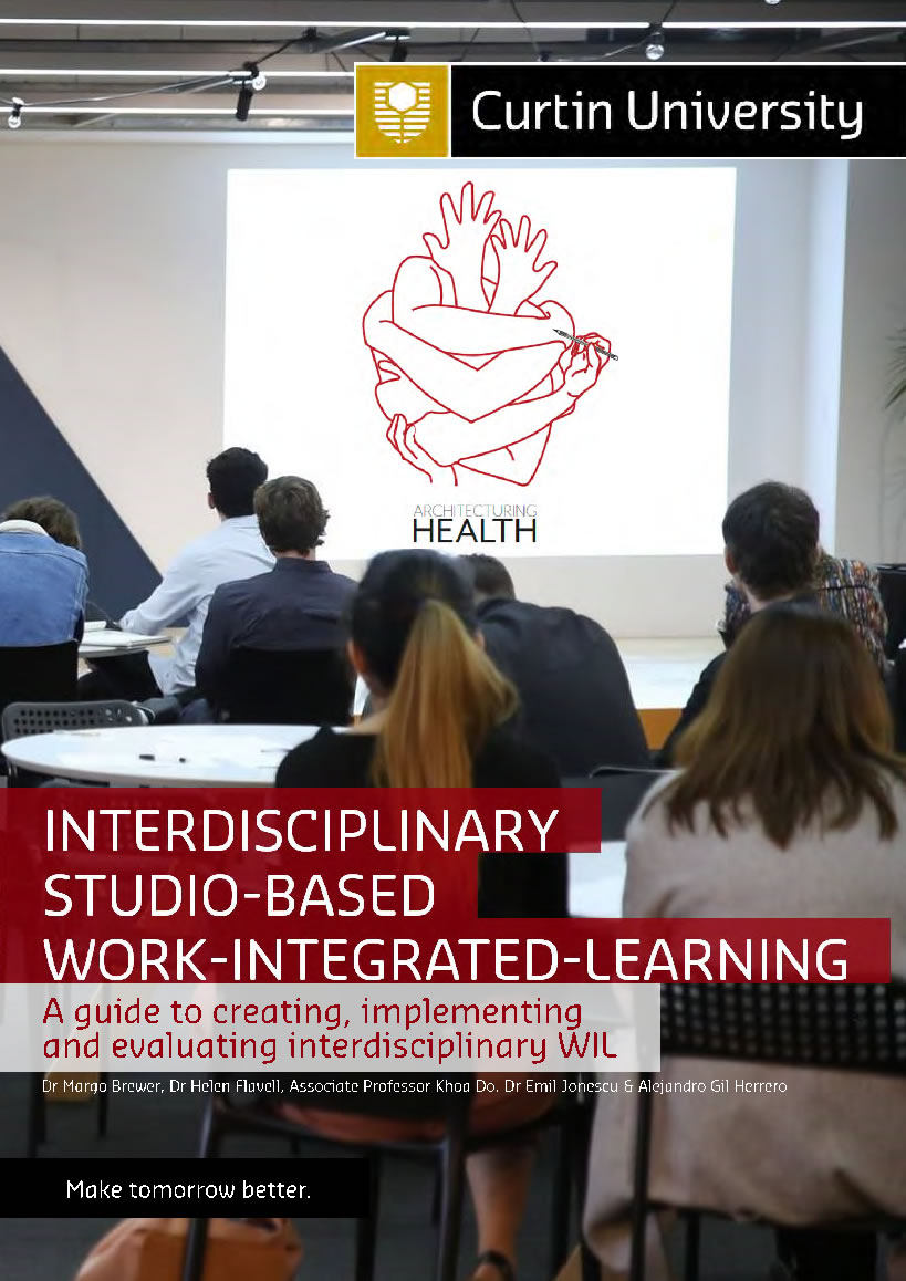 Interdisciplinary Studio-Based Work Integrated Learning