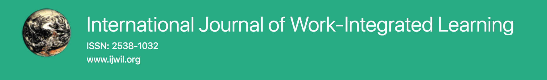 International Journal for Work-Integrated Learning