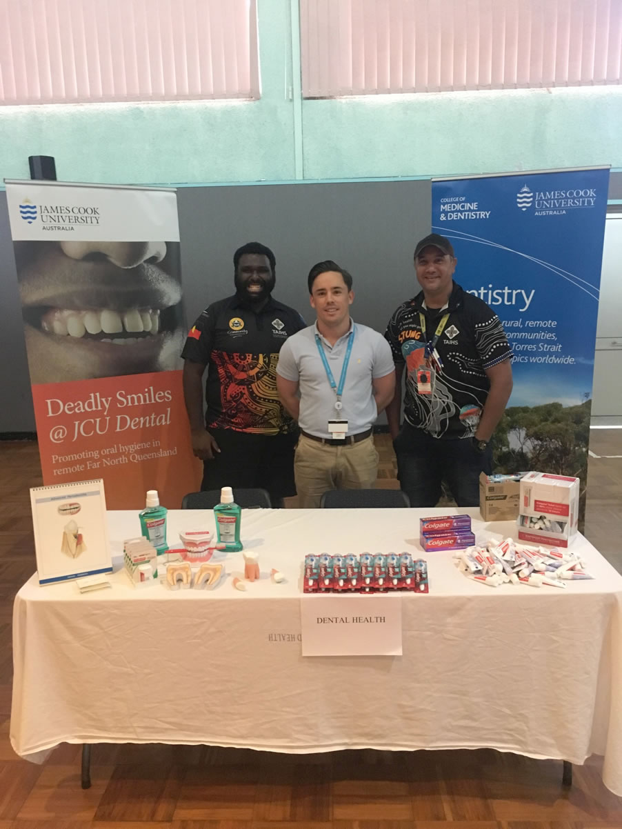 Dental health display