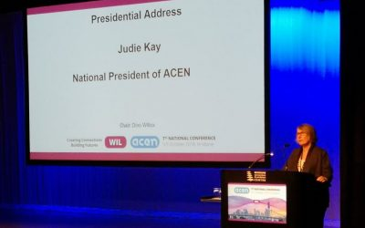 Proceedings of 2018 ACEN Conference