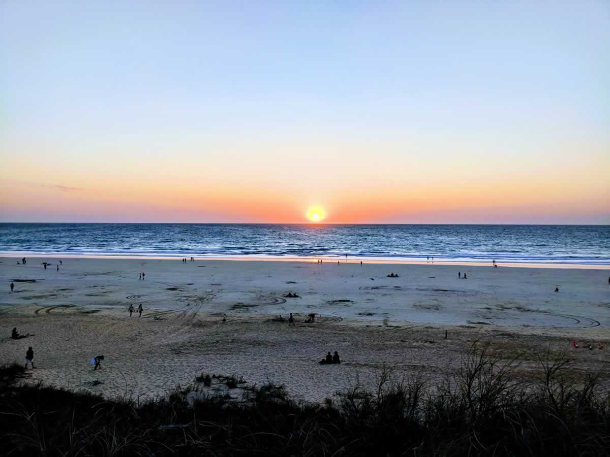 Occupational Therapy broome sunset