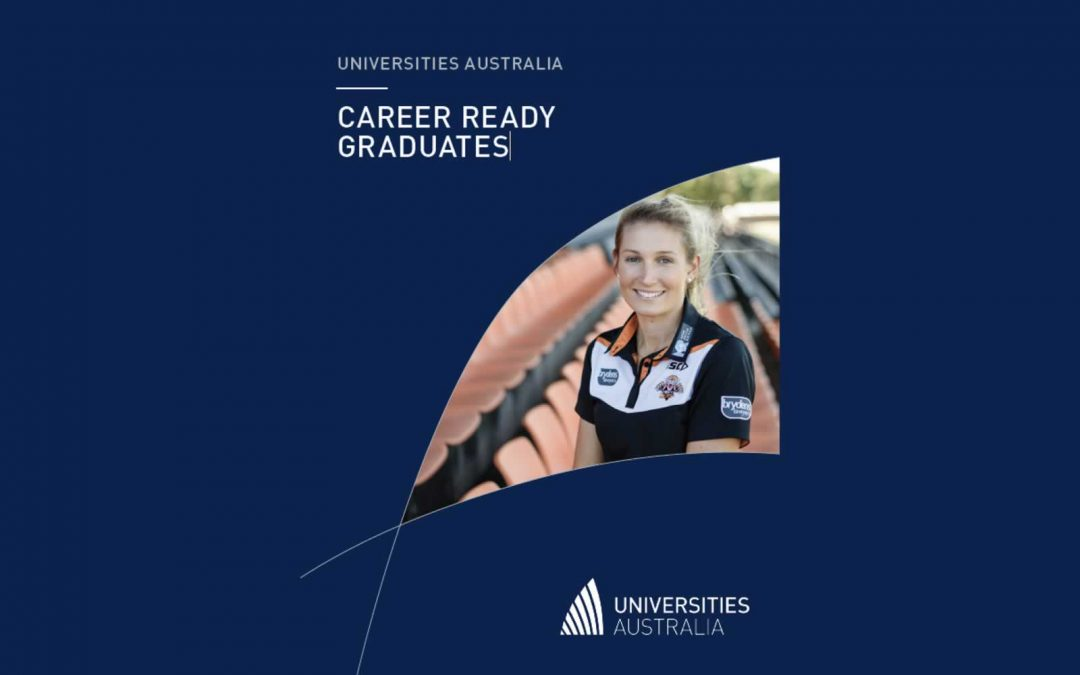 'Career Ready Graduates' UA report released