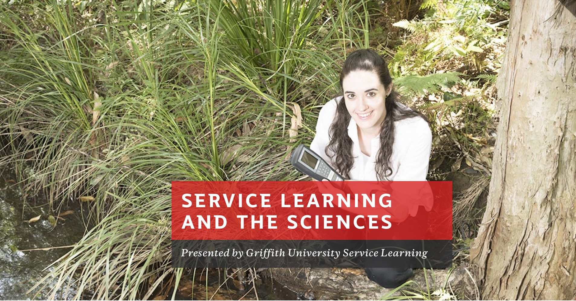 'Service Learning and the Sciences'