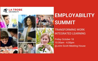2019 Employability Summit La Trobe