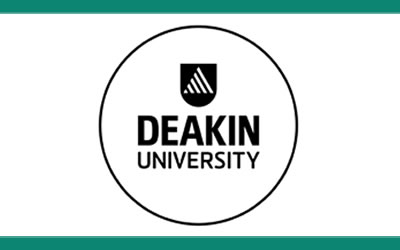 2 PhD scholarships at Deakin