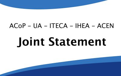 Joint Statement of Principles for the Higher Education Sector COVID-19 Response