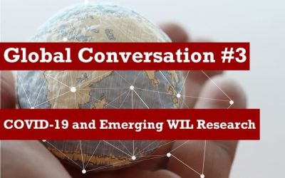 Global Conversation # 3 COVID-19 and Emerging WIL Research
