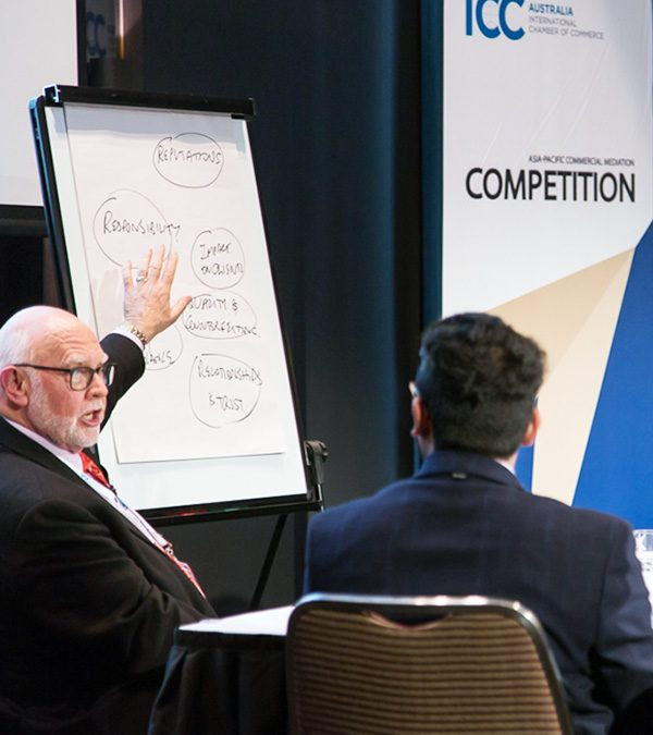 ICC Australia Asia-Pacific Commercial Mediation Competition