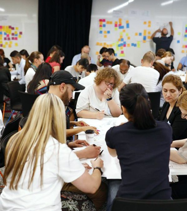 An Innovation Impact Hackathon