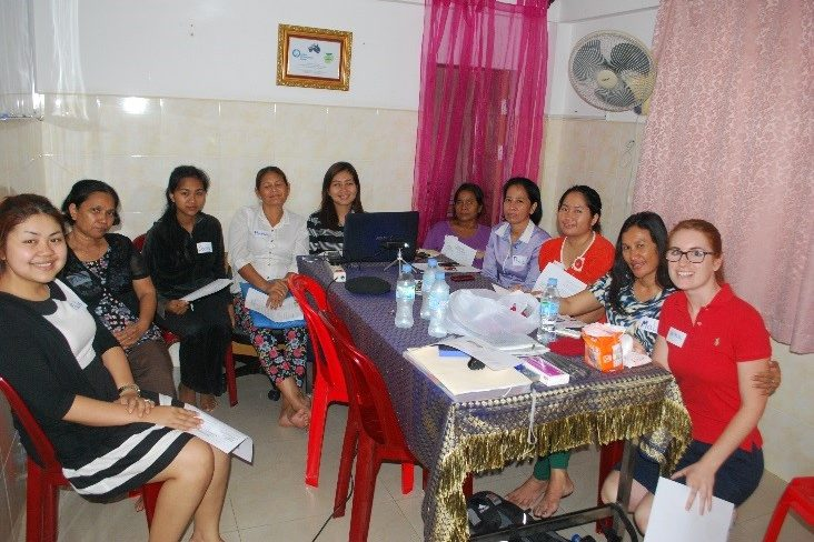 Women's Health Education Small Group