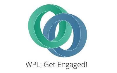 WPL Get Engaged logo