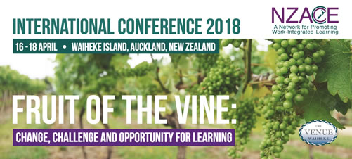 Collaborative Teaching Nz ~ 'fruit of the vine nzace conference australian