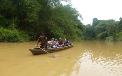 Sustainable, reciprocal and interdisciplinary projects in Sabah
