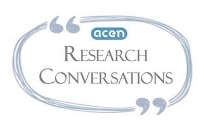 ACEN Research Conversations – HDR/ECR Connect & Network