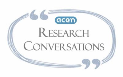 ACEN Research Conversations – Everything you need to know about submitting an abstract to the ACEN 2022 conference