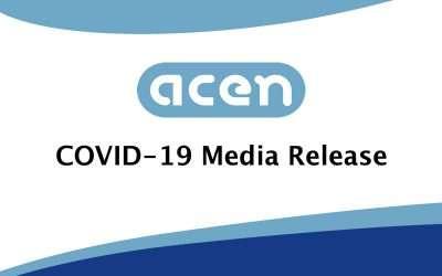COVID-19 Media Release