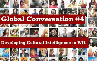 Global WIL Conversations #4 – Developing Cultural Intelligence in WIL