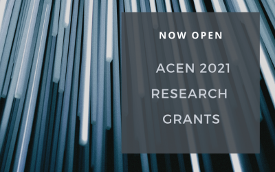 ACEN 2021 Research Grants Information Session
