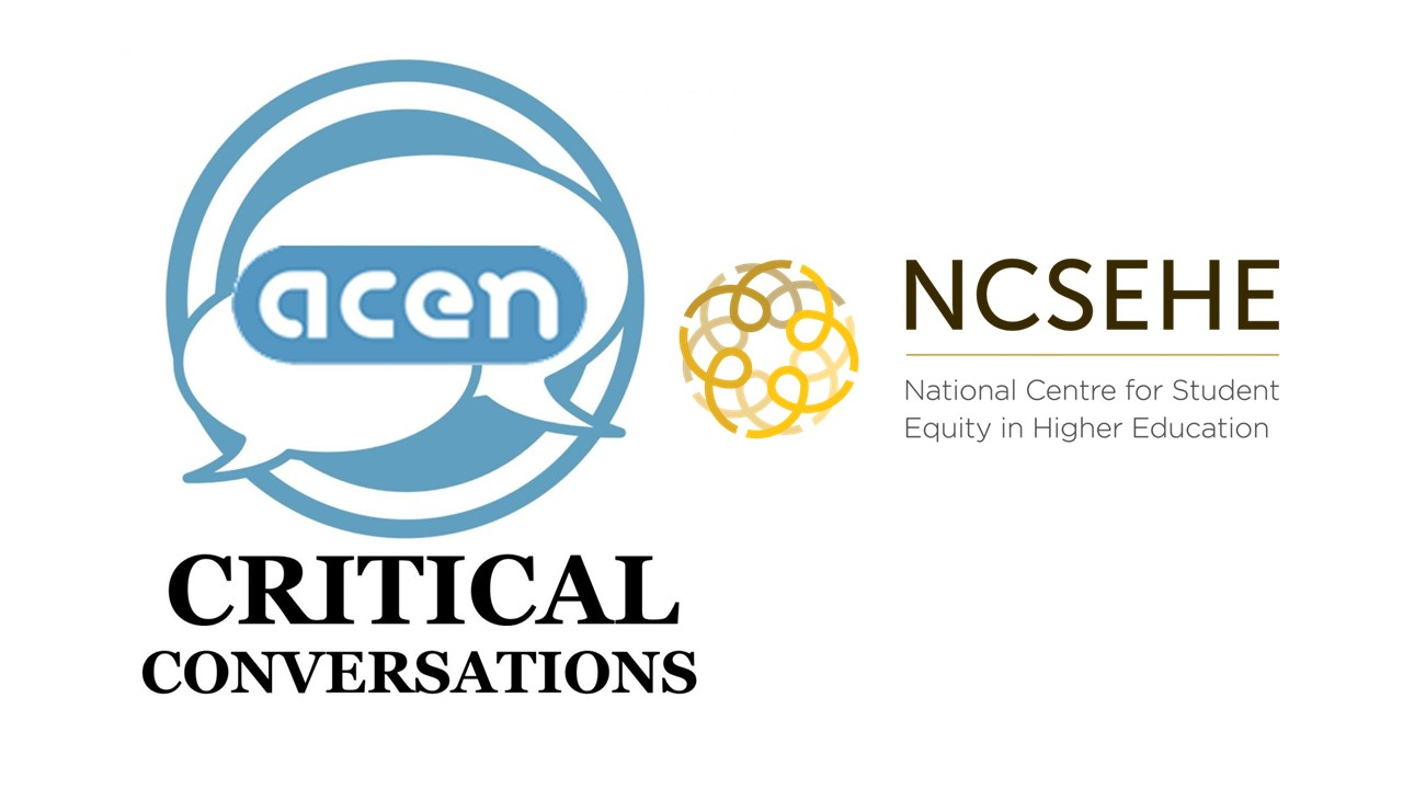 ACEN Critical Conversations – Equity and Access in WIL