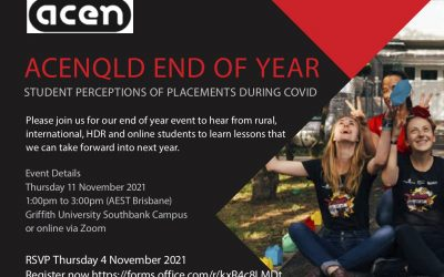 ACENQLD End of Year Event